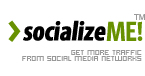 socializeME! - social media marketing services