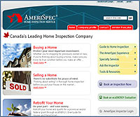 AmeriSpec Canada coporate website