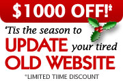 $1000 OFF Holiday Promo!