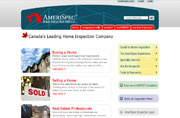 Website Design & Development, Website Maintenance and Hosting for AmeriSpec.ca | Toronto