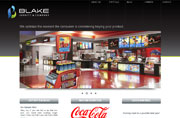 Corporate Web Design Development, Content Management System, Search Engine Optimization for BlakeJarrett.ca | Toronto