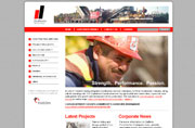 Website Design & Development, Website Maintenance and Hosting for DufferinConstruction.com | Toronto