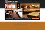 Website Design & Development, Website Maintenance and Hosting for FurnitureMedic.ca | Toronto