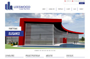 Corporate Web Design Development, Content Management System, Search Engine Optimization for Leeswood.ca | Toronto