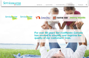 Website Design & Development, Website Maintenance and Hosting for ServiceMaster.ca | Toronto